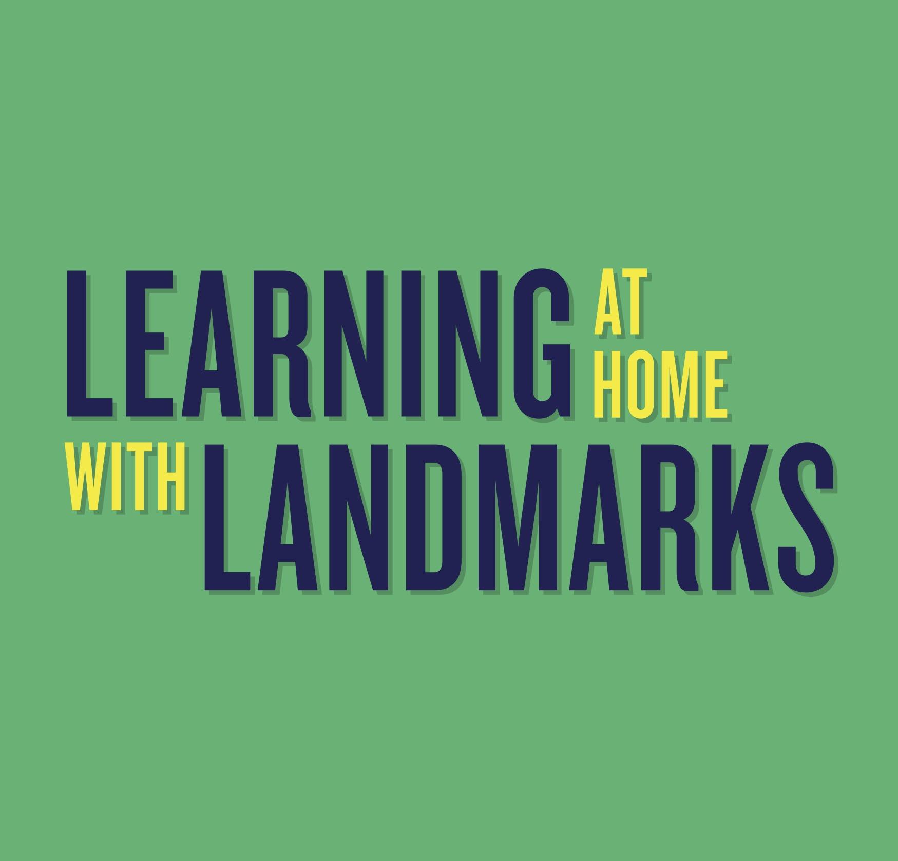University of Texas Landmarks - Represents learningathomewithlandmarks v1 0
