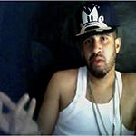 """Screenshot of Jayson Scott Musson's """"ART THOUGHTZ with Hennessy Youngman (video series)"""""""