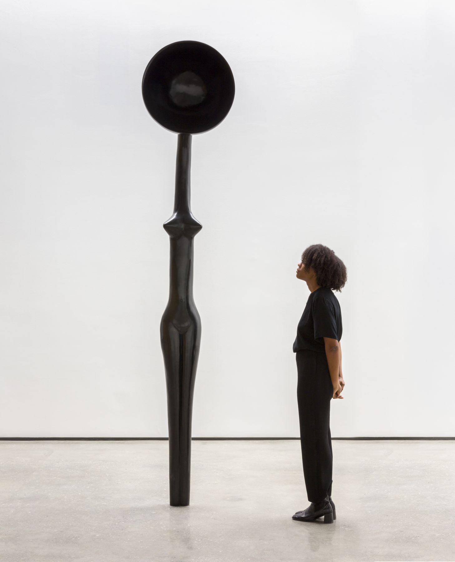 An image of Simone Leigh's