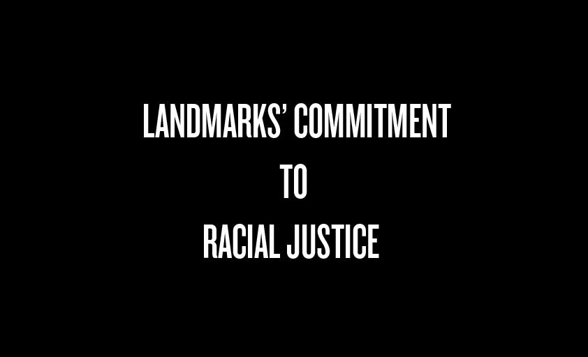 University of Texas Landmarks - Represents social justice graphic wonb 0
