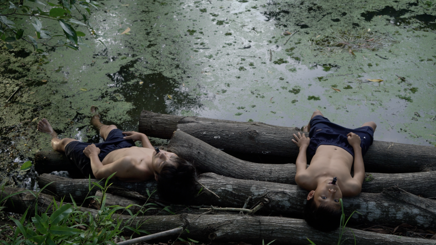 "Screenshot of Thao Nguyen Phan's ""Becoming Alluvium"""