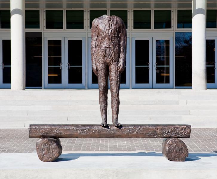 University of Texas Landmarks - Represents 05 abakanowicz figureonatrunk web benaqua?itok= FTf0rKf