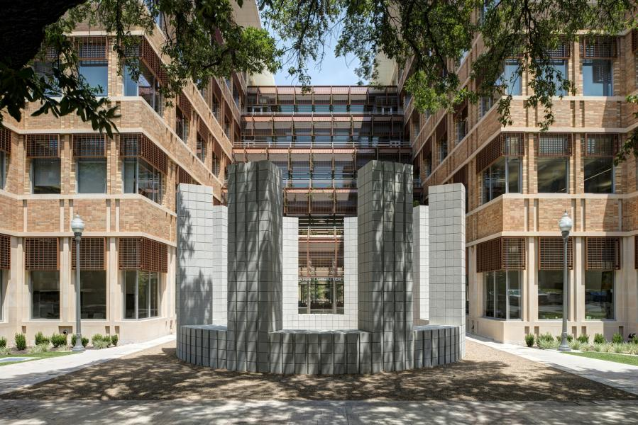 University of Texas Landmarks - Represents Sol%20LeWitt%20 %20Circle%20with%20Towers%20 %20photo%20by%20Mark%20Menjivar%204%20copy?itok=qFb2f5HQ